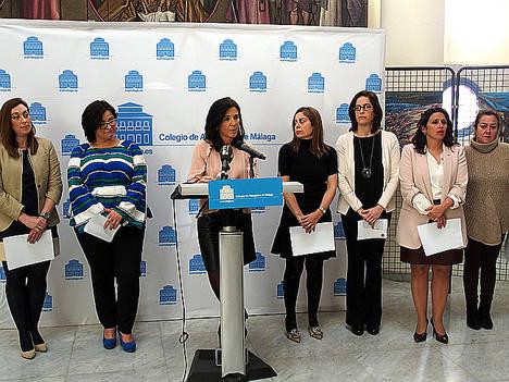 El Colegio de Abogados de Málaga señala las dificultades que tienen las mujeres para acceder a puestos de responsabilidad en los despachos