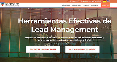 Leadera Marketing Solutions digitaliza, integra y automatiza el marketing y las ventas
