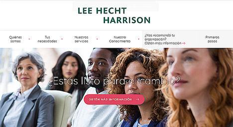 Lee Hecht Harrison es reconocida como líder en consultoría de talento y desarrollo de liderazgo por ALM Intelligence