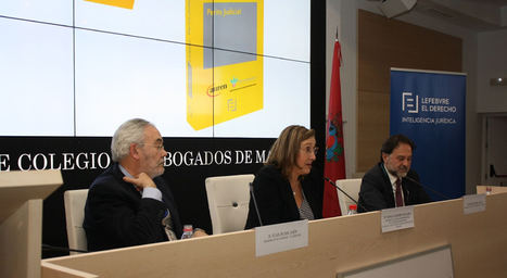 Lefebvre, Unión Interprofesional y Auren publican el primer Memento Experto Perito Judicial