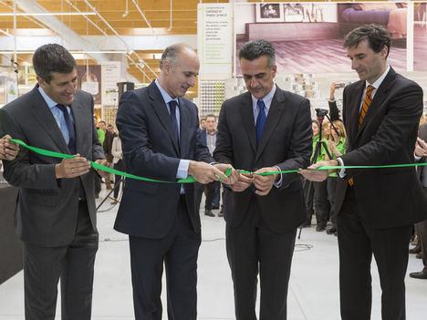 Leroy Merlin inaugura una nueva tienda en Castellón