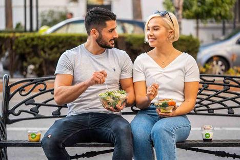 Lettus, la marca de comida rápida sana que triunfa entre los consumidores