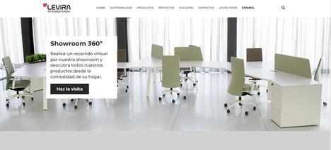 Levira renueva su plataforma digital para impulsar su proyección internacional