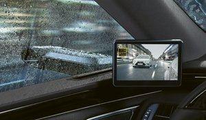 El Lexus ES 300h incorpora retrovisores digitales de visión lateral