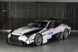 Debut del Lexus LC en las 24 horas de Nürburgring