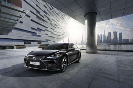 Nuevo Lexus LS 500h