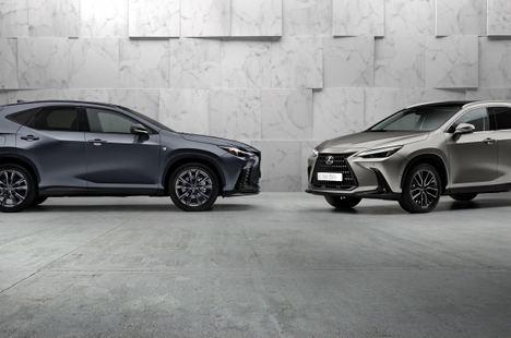 Lanzamiento mundial del nuevo Lexus NX