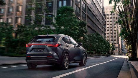 El Lexus NX, la nueva cara de las ciudades