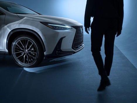 Con el nuevo Lexus NX siéntete más valorado y más feliz