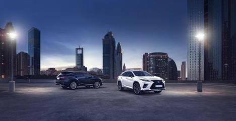 Estreno mundial del nuevo Lexus RX 450h y RX 450h L de siete plazas