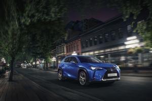 Lexus un millón en Europa
