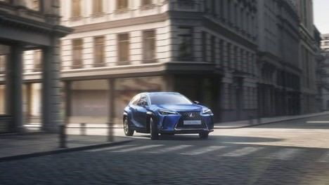 Lexus UX Eléctrico, el confort del silencio