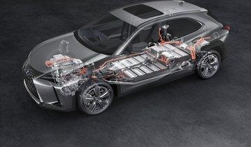 El Lexus UX 300e ofrecerá 10 años de garantía o un millón de kilómetros en su batería