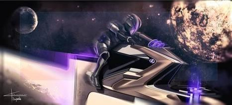 """Lexus """"Zero Gravity"""""""