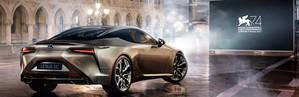 Compromiso de Lexus con el séptimo arte