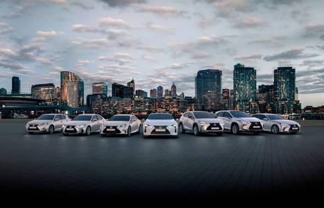 Lexus debuta en India con una gama centrada en los híbridos