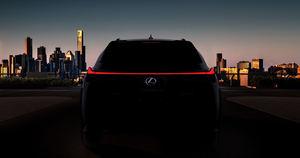 Lexus en el Salón del Automóvil de Ginebra