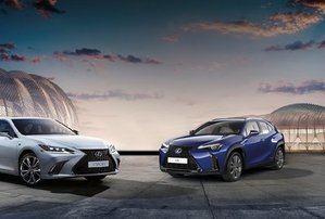 Lexus exhibe sus principales novedades en el Salón de París de 2018