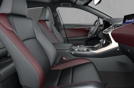 Lexus lanza la nueva gama NX 300h 2021