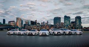 Más 30.000 clientes en España eligieron la tecnología híbrida de Lexus
