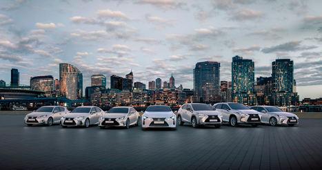 Las ventas de Lexus España crecen un 20% en la primera mitad de 2019