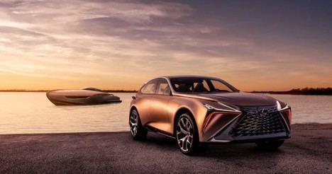 Lexus comercializará su nuevo yate Premium