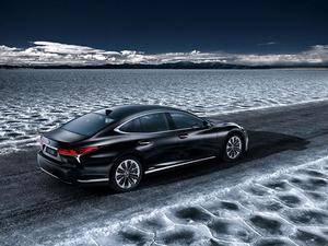 Lexus presenta su sistema Multistage Hybrid