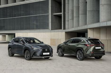 Lexus presenta para toda Europa en Palma de Mallorca el nuevo NX