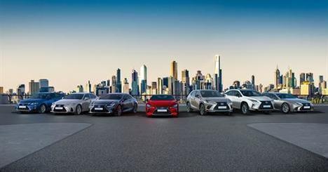 Lexus España cerrará 2018 con récord de 7.000 unidades vendidas