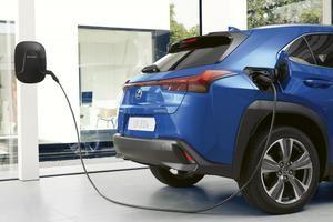 Entregadas en España las primeras unidades de Lexus UX eléctrico