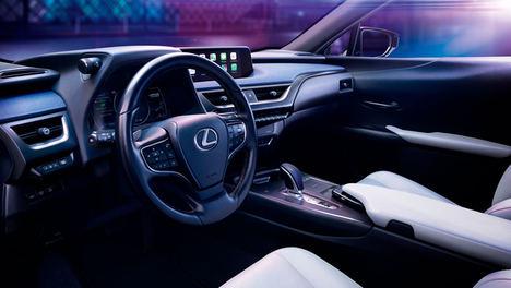 Lexus selecciona la tecnología Nanoe para equipar la purificación del aire interior en sus vehículos