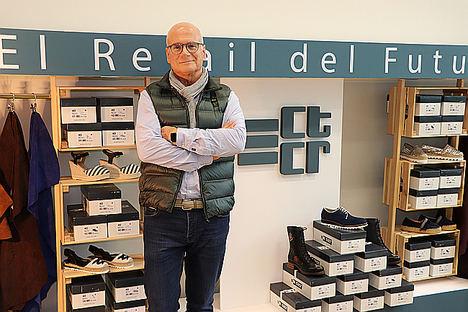 Liborio Sevilla, Consejero Delegado de Nuevo Milenio, nuevo presidente del Sector Calzado Riojano