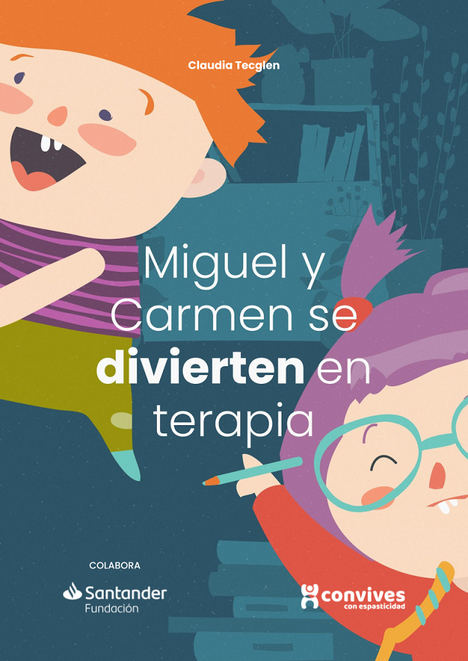 Un cuento infantil para que las familias con discapacidad venzan el miedo a la COVID-19