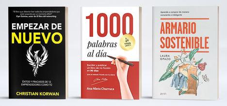 Tres prácticos libros para regalar en las navidades del Covid-19