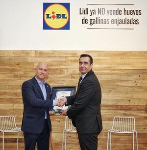 Lidl, con el bienestar animal: YA no vende huevos de gallinas enjauladas en España