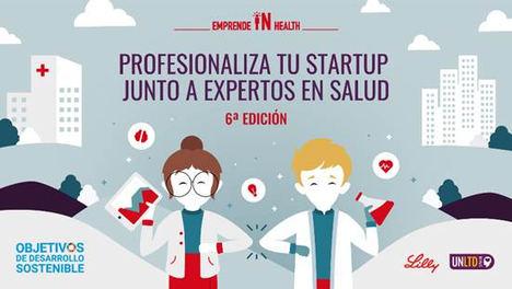 Lilly y UnLtd Spain convocan una nueva edición de Emprende inHealth para seguir aportando innovación en el sector salud