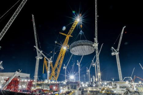 La energía nuclear podría ser la nueva gran alternativa a la demanda de energía mundial sin huella medioambiental