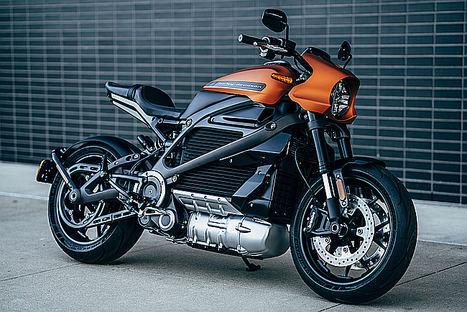 La LiveWireTM, la primera motocicleta 100% eléctrica de Harley-Davidson, se exhibirá en primicia en Expoelectric