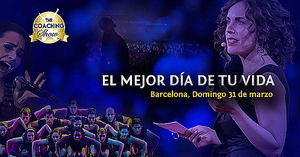 Llega a España 'The coaching show - El mejor día de tu vida'