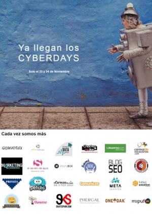 Llega a España la primera edición de los CyberDays los próximos 23 y 24 de noviembre