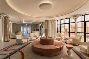 Lobby & Reception Room Mate Filippo.