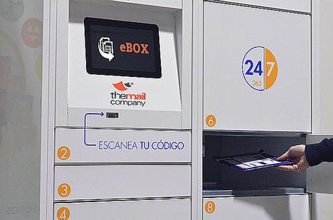e-Box, la nueva solución de The Mail Company para la gestión de envíos particulares (e-Commerce) en corporaciones y edificios de oficinas