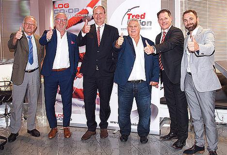 La LogCoop GmbH y la Tred Union francesa colaboran a partir de ahora en transporte, almacenaje, compra, marketing, RR.PP. y distribución.