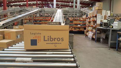 Logista Libros lanza dropshipping para llevar directamente al domicilio particular el pedido realizado en librería