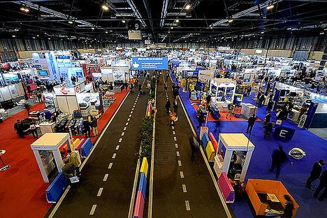 MOINSA estará presente un año más en la prestigiosa feria 'Logistics Madrid'