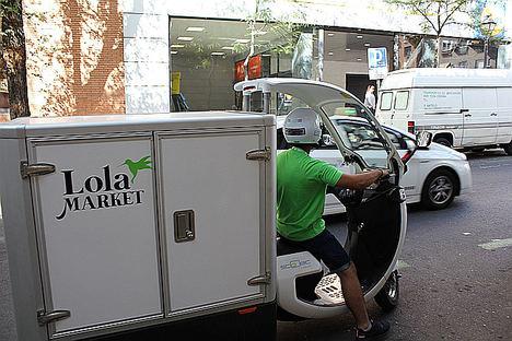 Lola Market y Scoobic se unen para el reparto sostenible en las ciudades