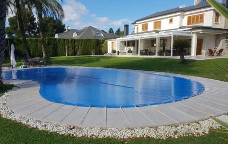 Mantenimiento de las piscinas