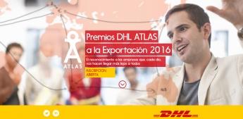 Los Premios Atlas a la Exportación 2016 de DHL mantienen abierto su periodo de candidaturas