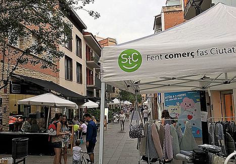 Los 'Estocs a Fora d'Estiu' llenan las calles de Sant Cugat del Vallès