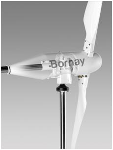 Los aerogeneradores Wind+ de Bornay cada vez más presentes en América del Norte